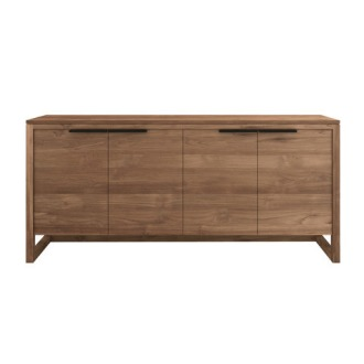 Ethnicraft Teak Light Frame Sideboard