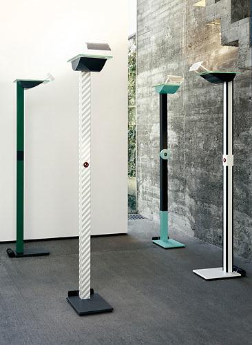 Ettore Sottsass, Jr. ID-S Edition Floor Lamp