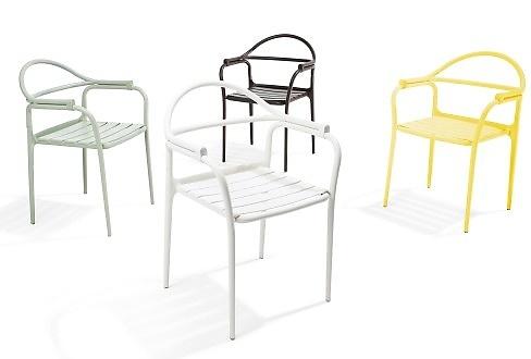 Eugeni Quitllet Injoy Chair