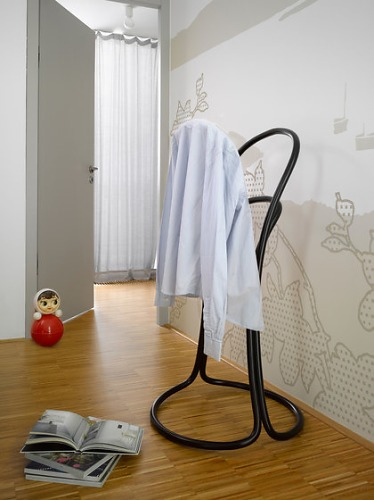 Eugenia Minerva Petalo Coat Rack