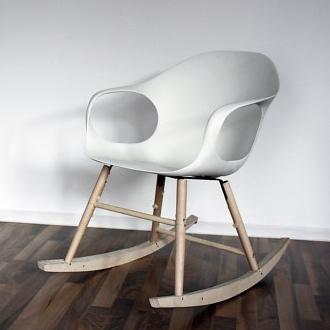 Eva Paster and Michael Geldmacher Elephant Rocking Chair