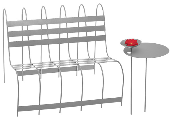 Eva Schildt Gardener'S Sofa & Table