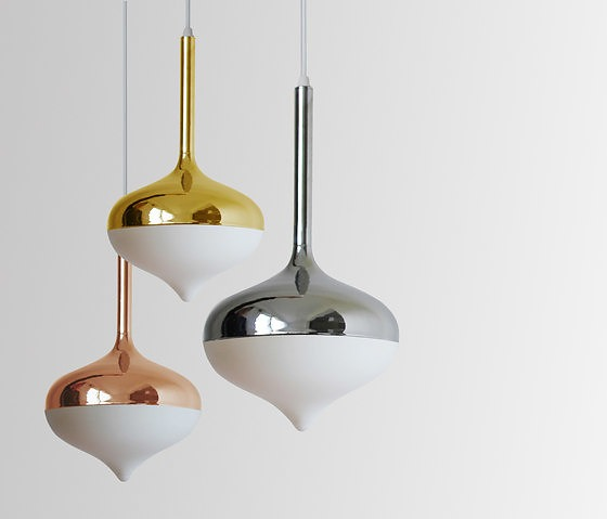 Evie Group Spun Lamps Lamp Collection