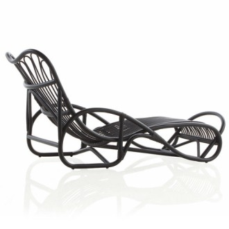Expormim Rattan 70s Reedited Reposo Chaise Longue