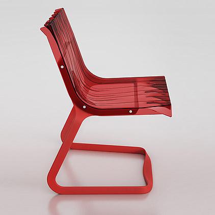Fabio Novembre Abarth Chair