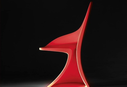 Fabio Novembre Strip Chair