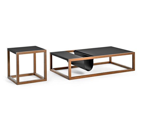 Fabio Calvi and Paolo Brambilla Dorsoduro Coffee Table