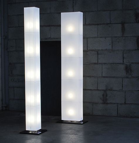 Fabrice berrux 2031 floor lamp aloadofball Images