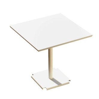 FAST Cross Base Tonik Tabletop Table