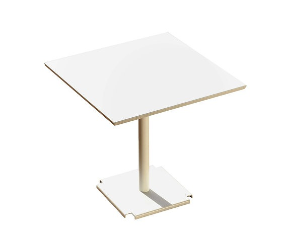 FAST Cross Base Tonik Tabletop Table