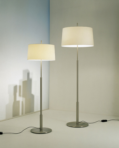 Federico Correa, Alfonso Milá and Miguel Milá Diana and Diana Menor Lamp