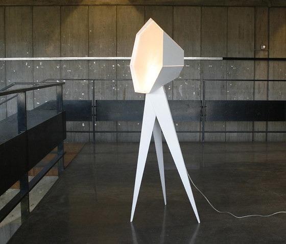 Felix Severin Mack Jean Floor Lamp