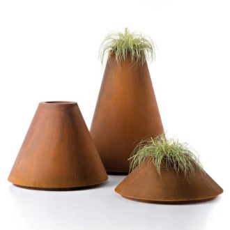 Filippo Pisa Conique Pots