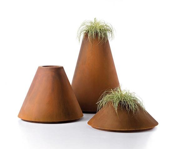 Filippo Pisa Conique Pots