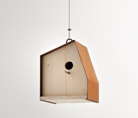 Filippo Pisan Nest N°1 Birdhouse