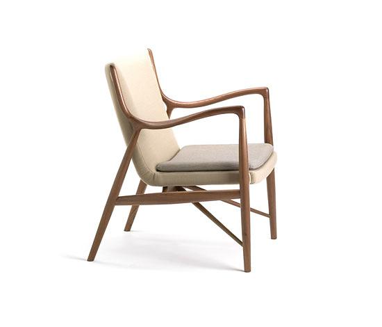 Finn Juhl Model 45 Armchair