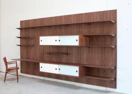 Finn Juhl Fj Panel System Storage And Shelving