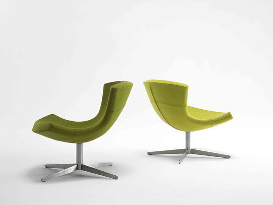 Flemming Busk and Stephan Hertzog Jet Armchair
