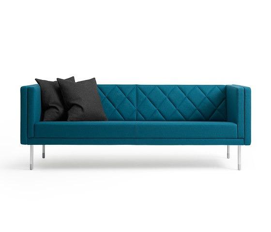 Busk + Hertzog Harlequin Seating Collection