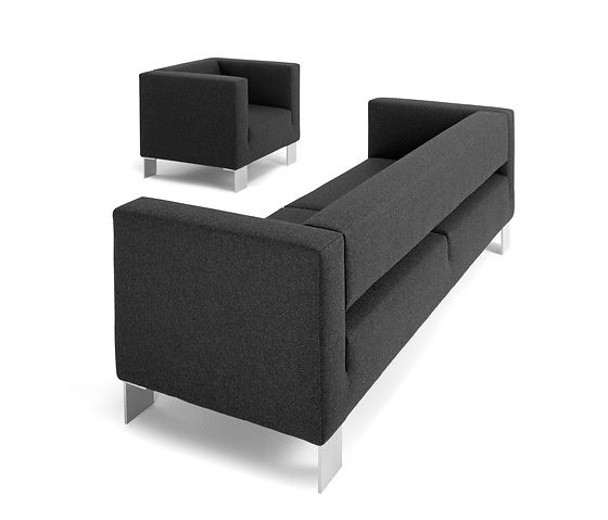 Flemming Busk Horizon Seating Collection