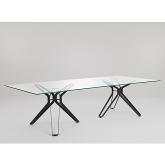 Francesco Rota 3pod Rectangular Table