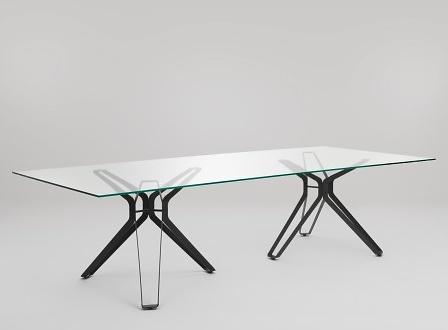 Francesco Rota 3pod Rectangular Table