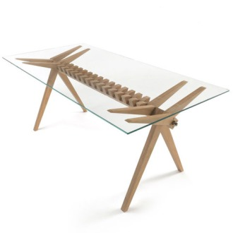 Francesco Perego Sliced Table
