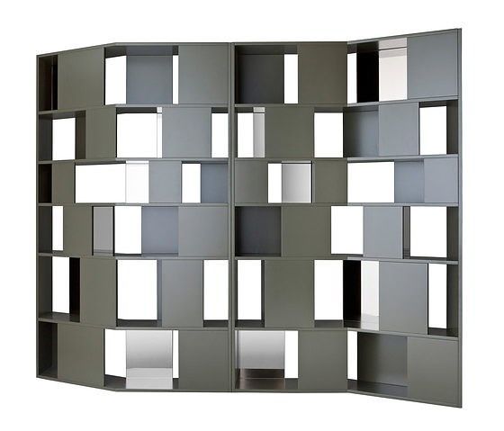 Francesco Rota Mosaique Bookcase