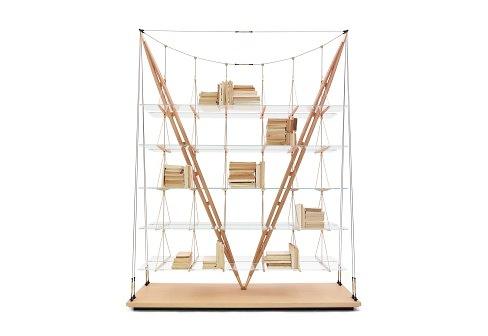 Franco Albini Veliero Bookcase