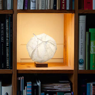 Frank Gehry Babycloud Lamp