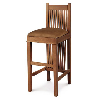 Frank Lloyd Wright Dana-Thomas Bar Stool