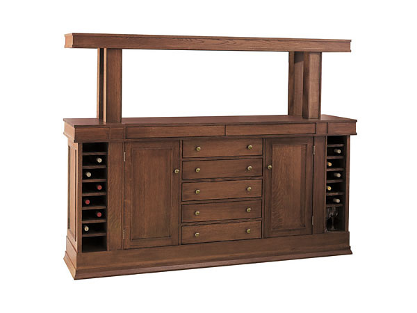 Frank Lloyd Wright Dana-Thomas Grand Buffet And Optional Shelf