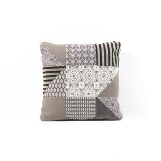 Frigerio Patchwork Pillow