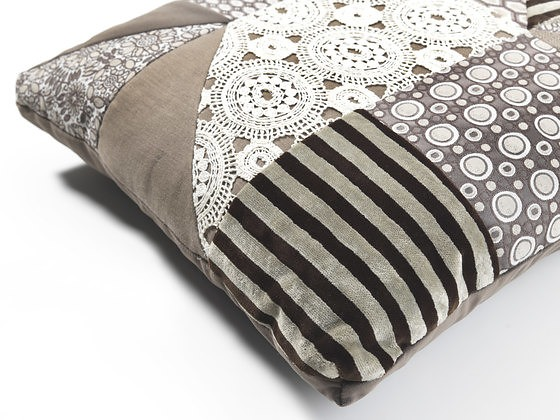 Frigerio Patchwork Pillow