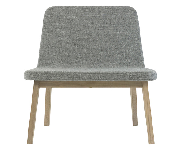 GamFratesi Lean Chair