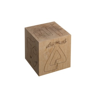 Geoff McFetridge Bigfoot Dice