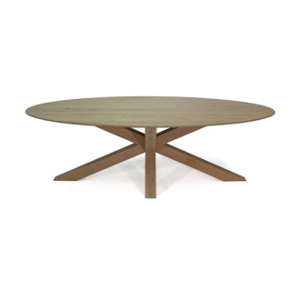 Gerard Der Kinderen Crosstable 4-Beam L Table