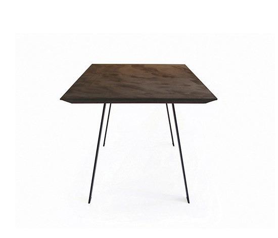 Gerard Der Kinderen Personal Table Leather