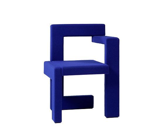 Gerrit Thomas Rietveld Steltman Chair