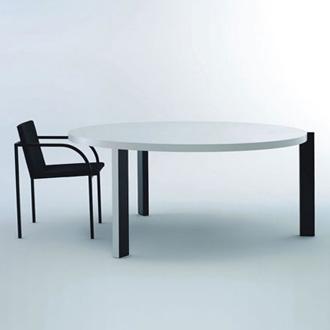 Giampaolo Babetto Quadro Tondo Table
