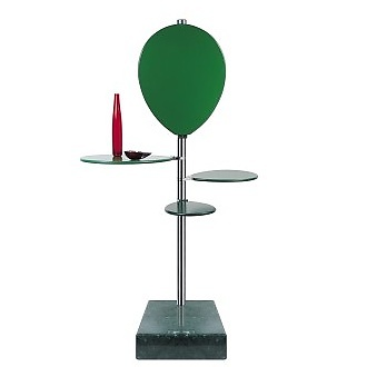 Gianni Pettena Babele Stand-Table