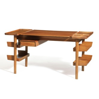 Gianni Albricci Roll-Top Desk