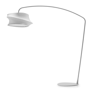 Gino Carollo Cygnus Floor Lamp