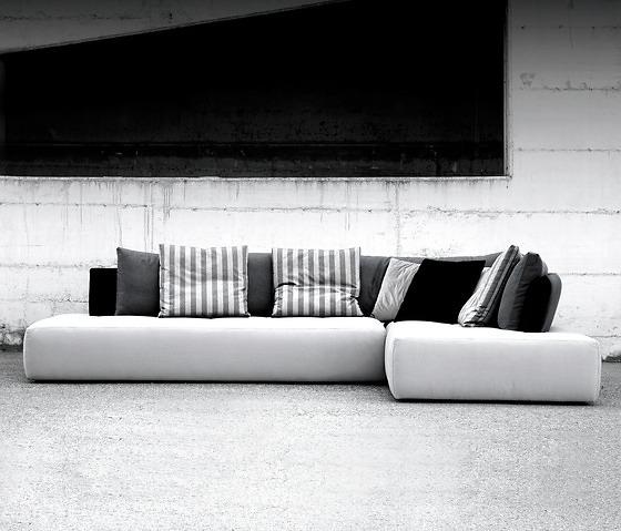 Giorgio Leather Reclining Sofa: Giorgio Soressi Conversation Sofa
