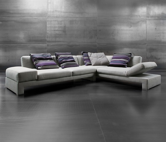 Giorgio Leather Reclining Sofa: Giorgio Soressi Free Spirit Sofa