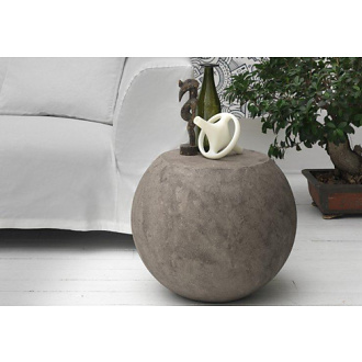 Giulio Cappellini Bong Lava Stone Coffee Table