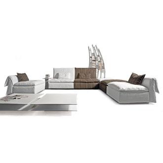 Giuseppe Viganò Les Femmes Couch