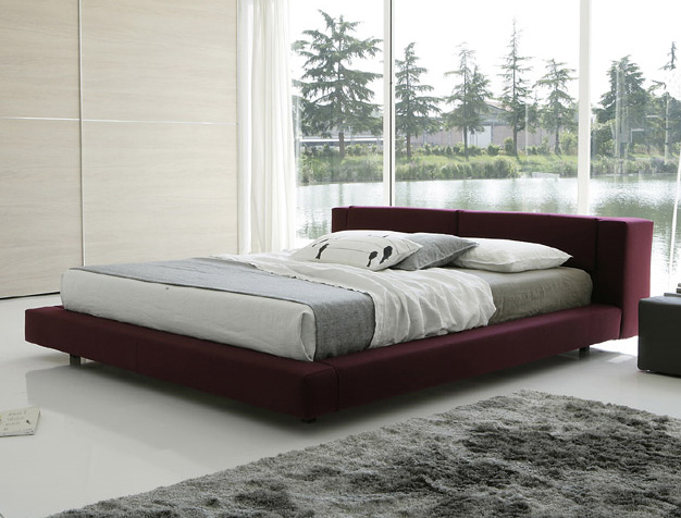 Giuseppe Vigan 242 Cubo Bed