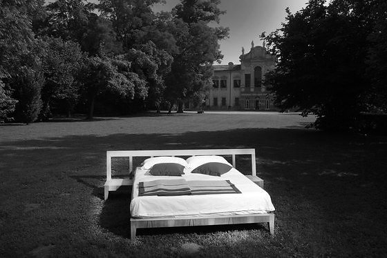 Giuseppe Viganò Letto Magic Dream Bed