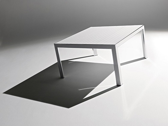 Gordon Guillaumier Plaza Table Collection